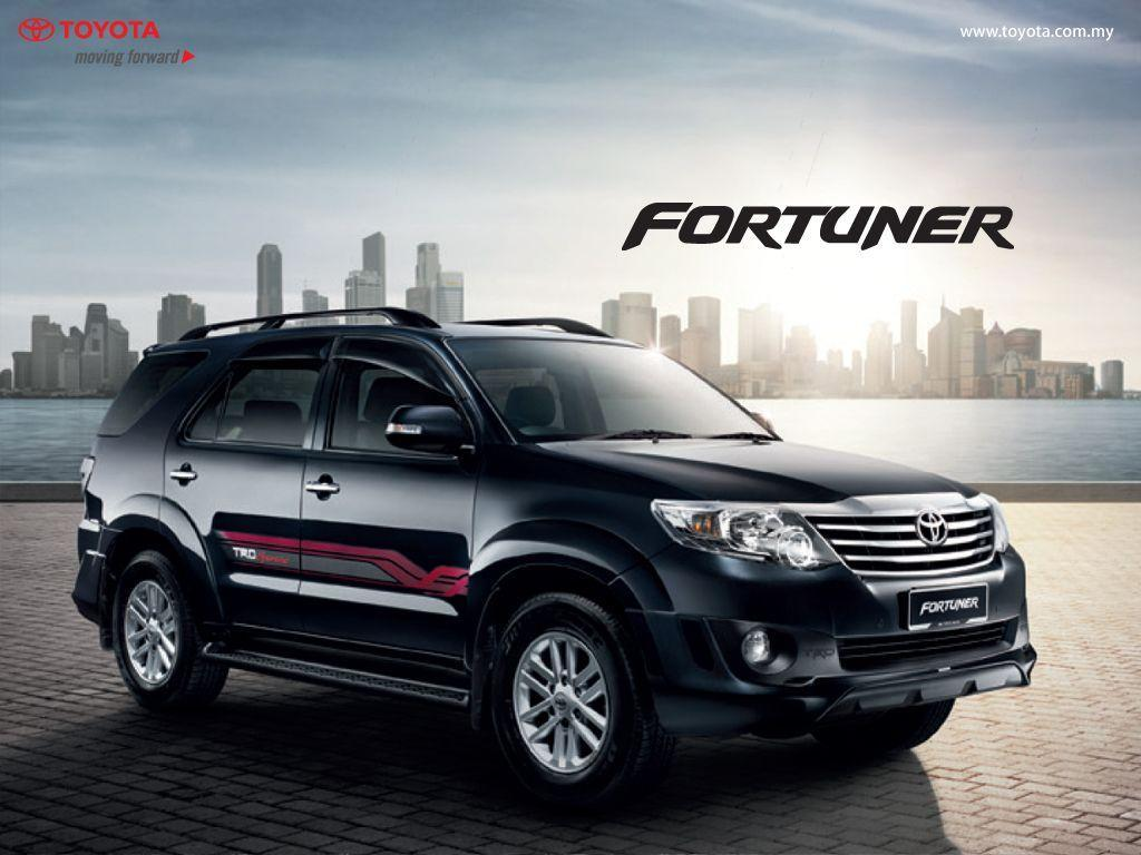 Toyota Fortuner Wallpapers Wallpaper Cave