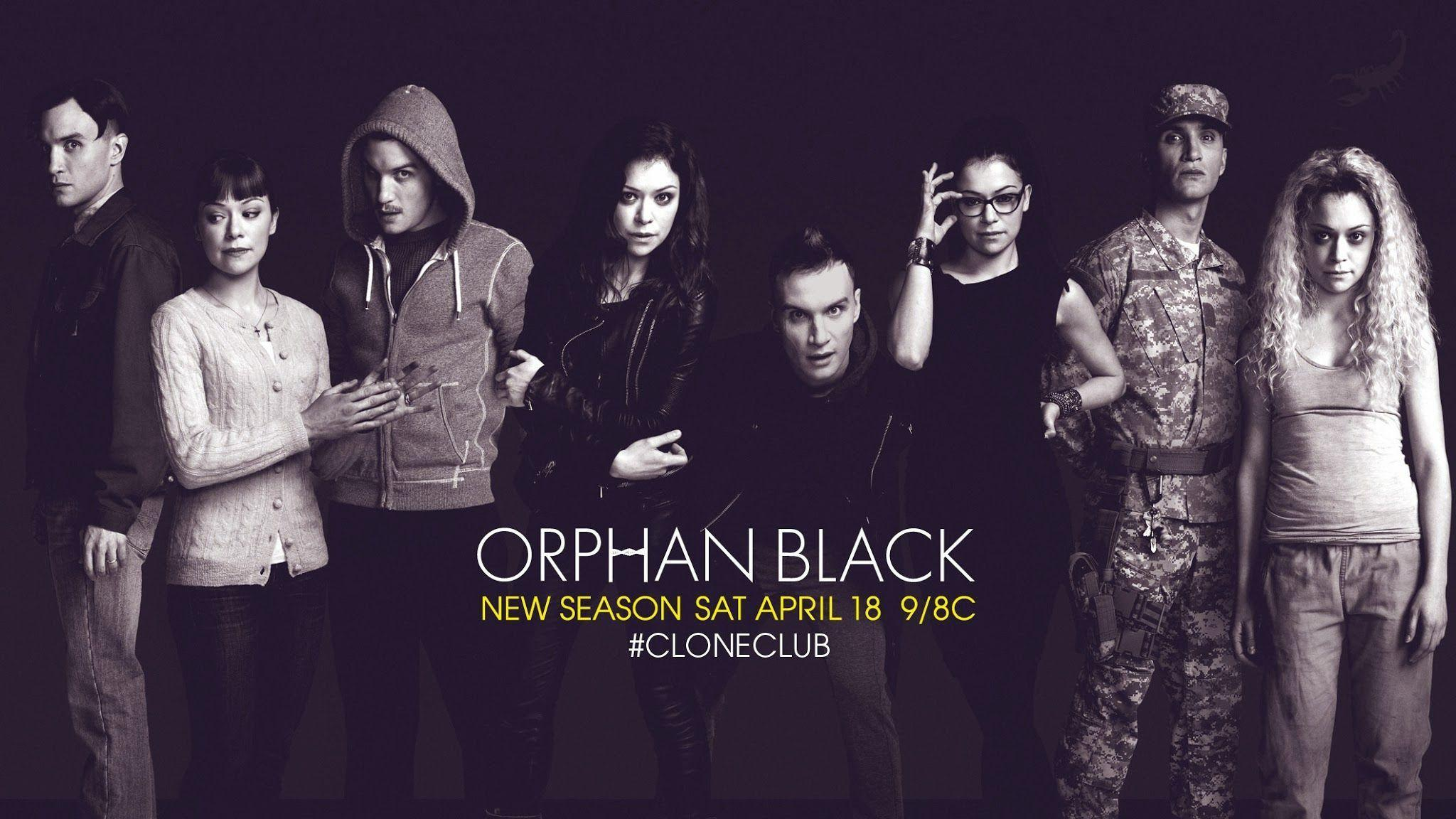 tv show orphan black wallpapers desktop phone tablet awesome
