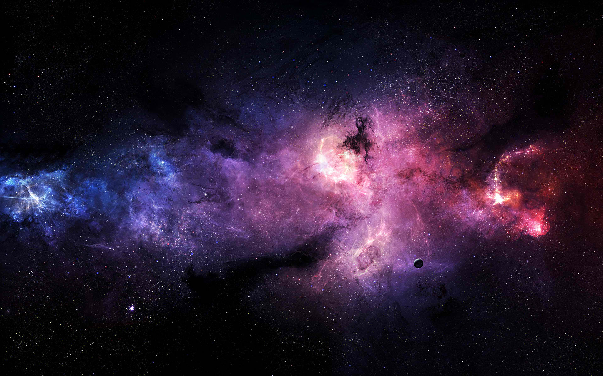 Stars In The Galaxy Wallpapers Share Yours Page 3 Amazing