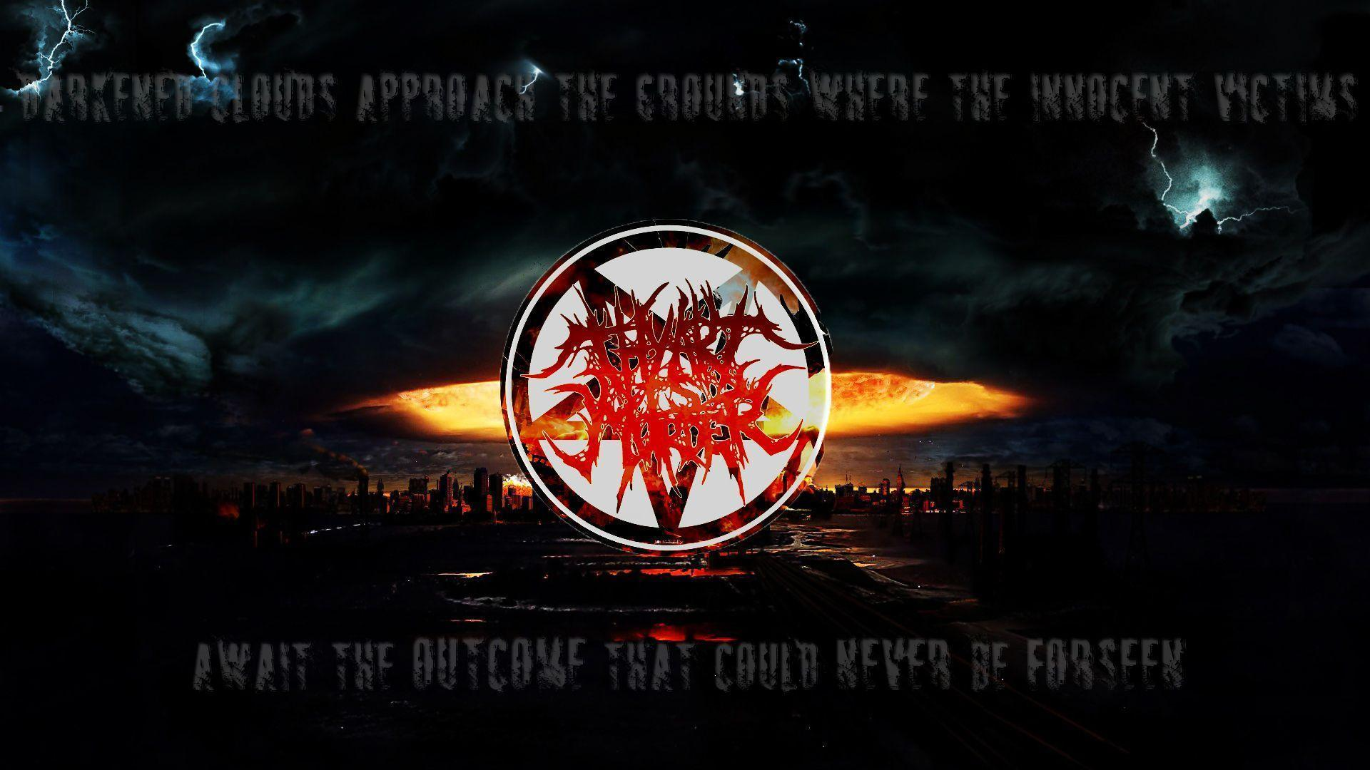 Thy Art Is Murder Wallpapers Wallpaper Cave