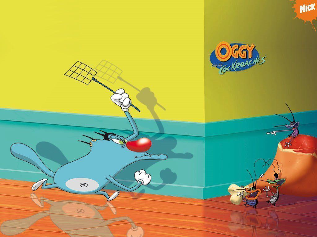 Oggy And The Cockroaches Wallpapers - Wallpaper Cave