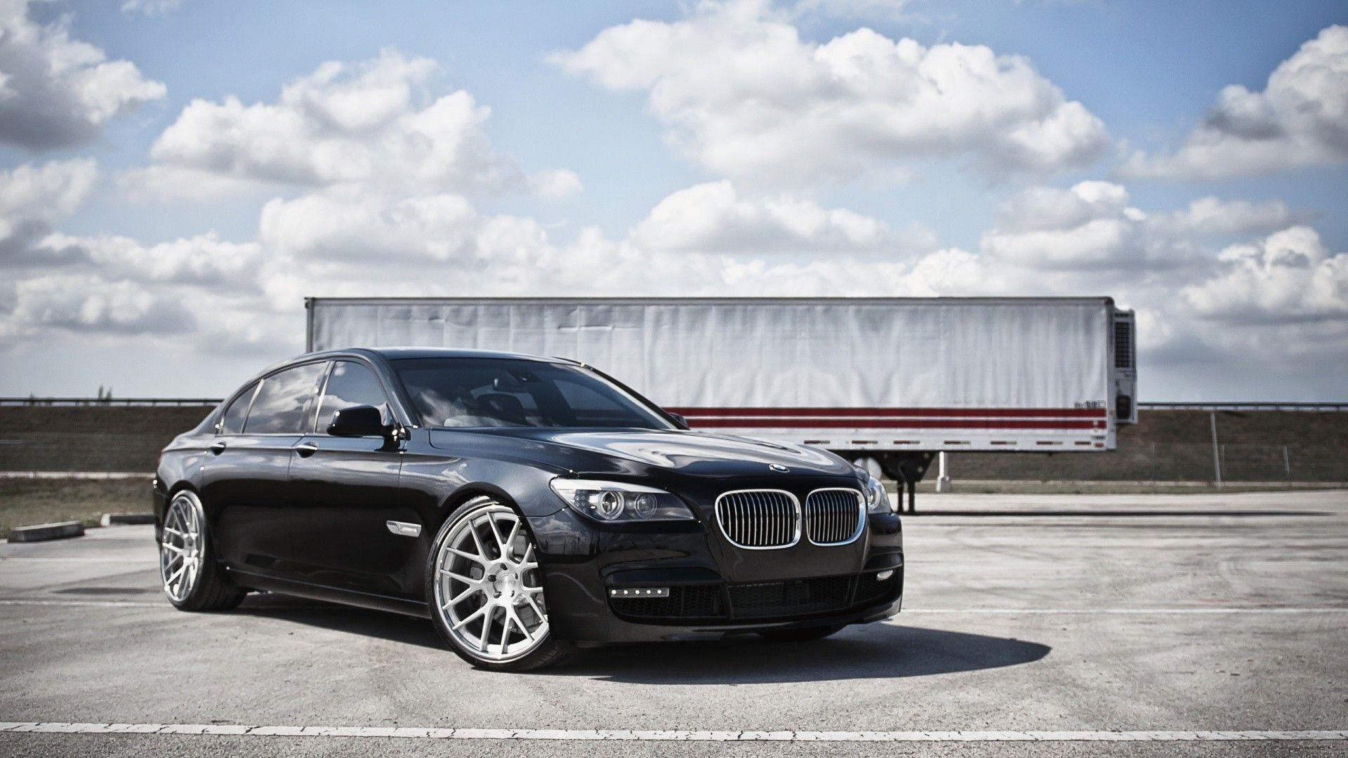 Bmw 7 Wallpapers Wallpaper Cave