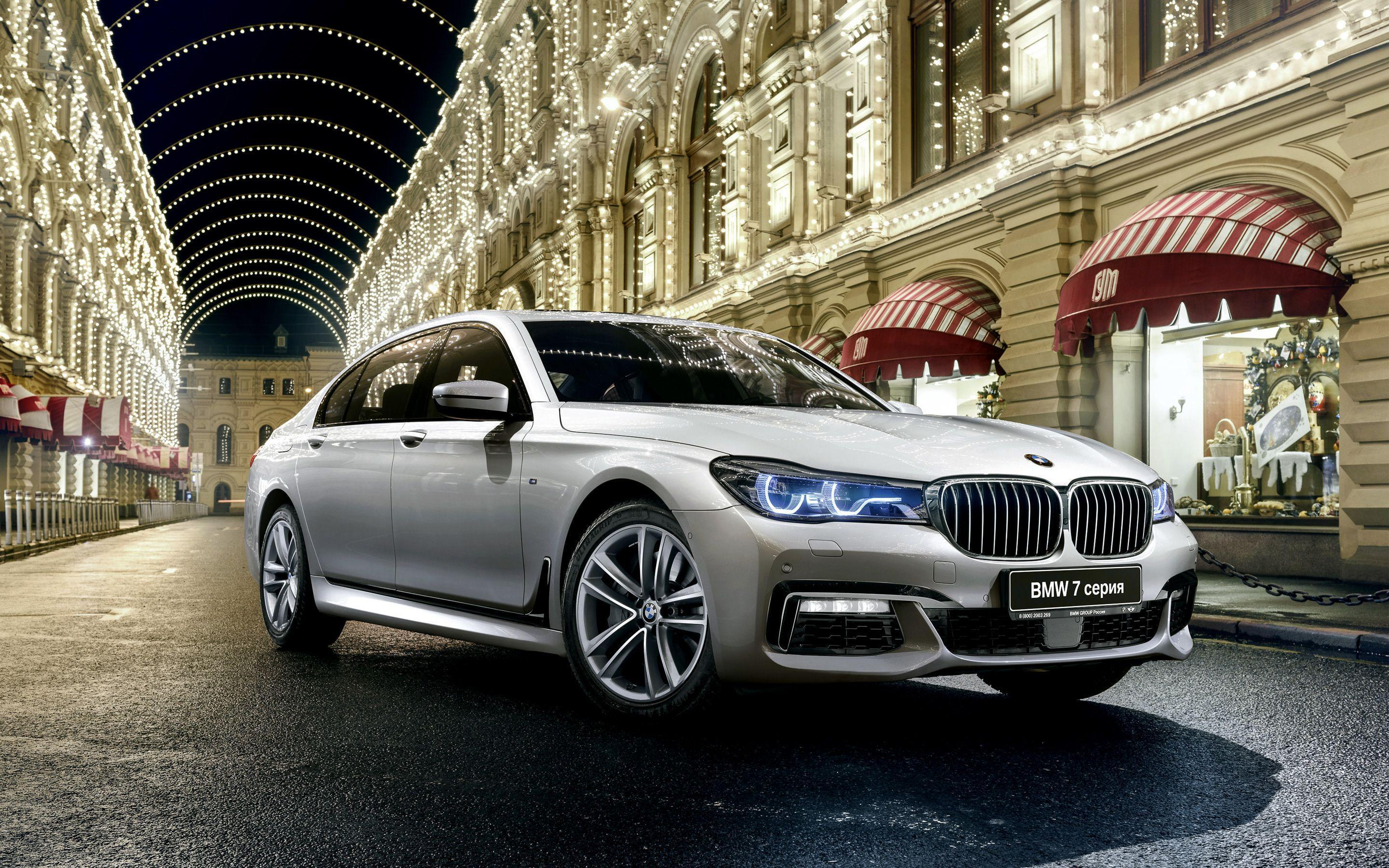 2016 BMW 7 Series Wallpapers
