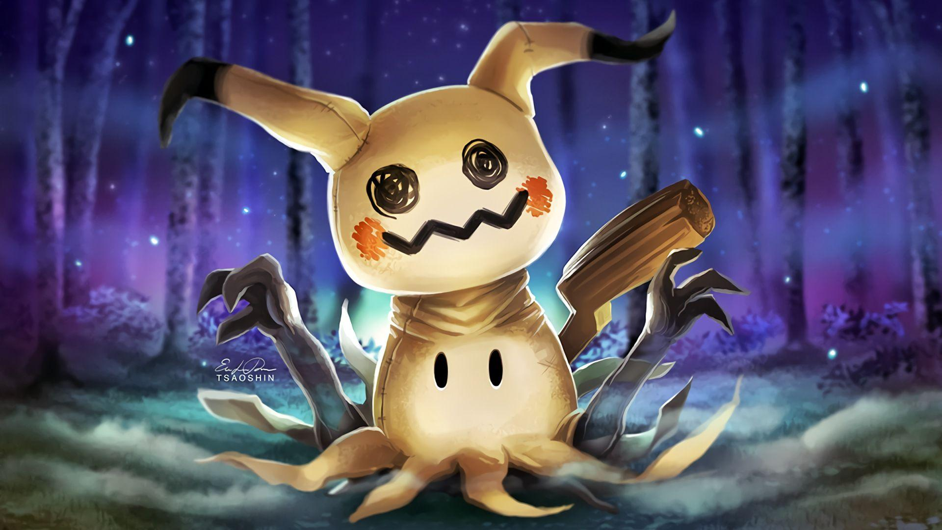 Mimikyu | Pokemon | 3 Wallpapers