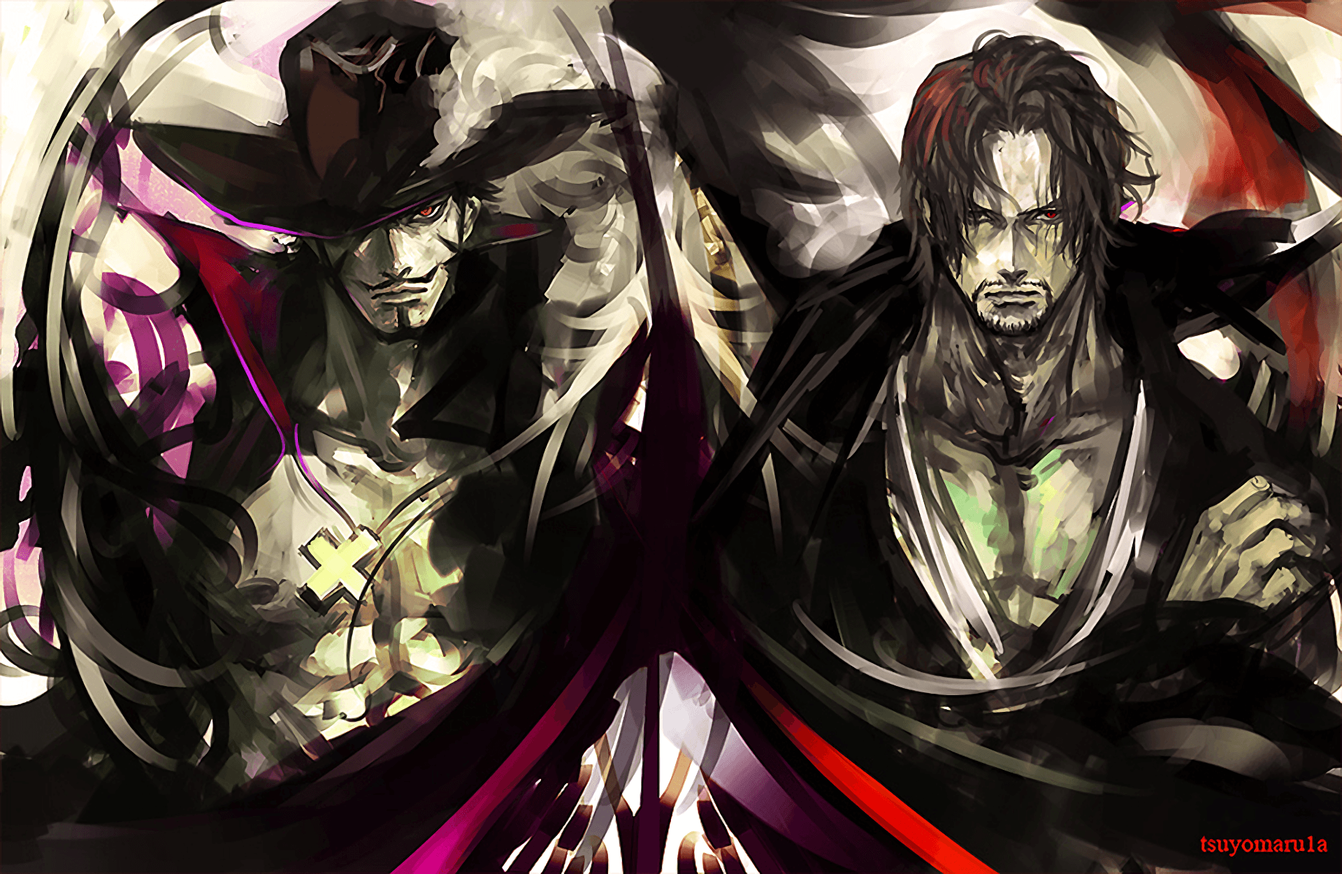27 Dracule Mihawk HD Wallpapers