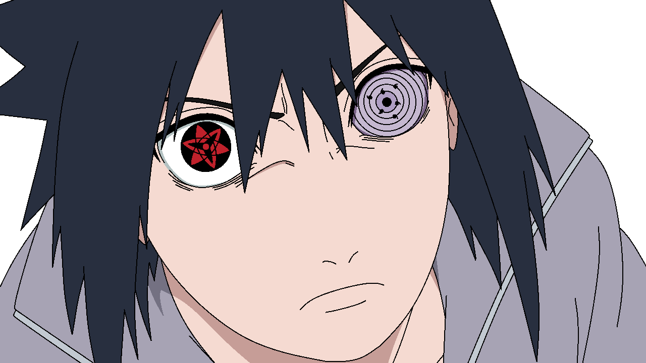 Sasuke's Rinnegan Wallpapers