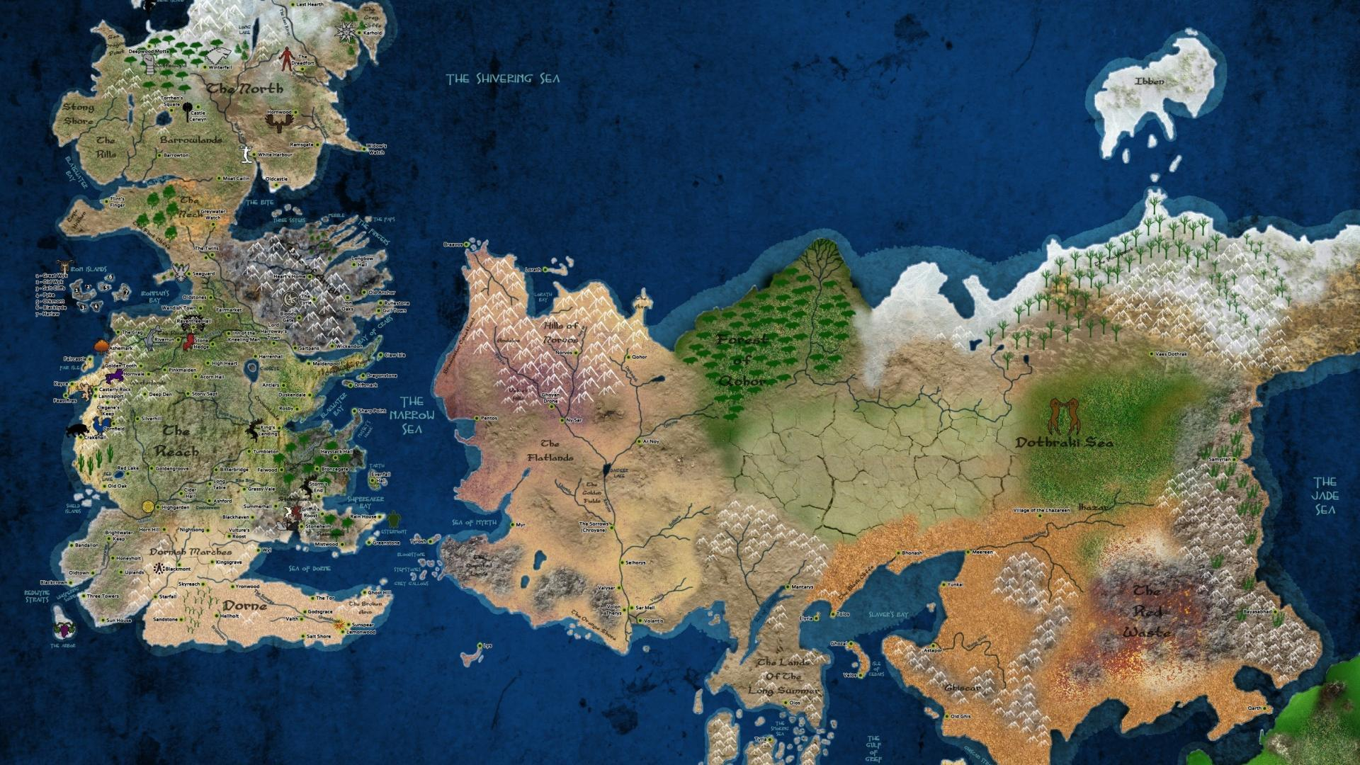 Westeros wallpapers wallpaper cave game thrones george r martin westeros maps wallpaper 96180 gumiabroncs Choice Image