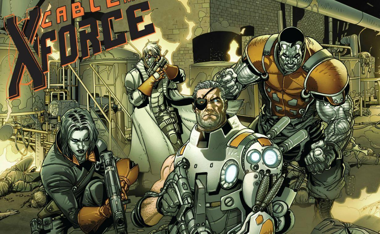 X Force Wallpapers Wallpaper Cave