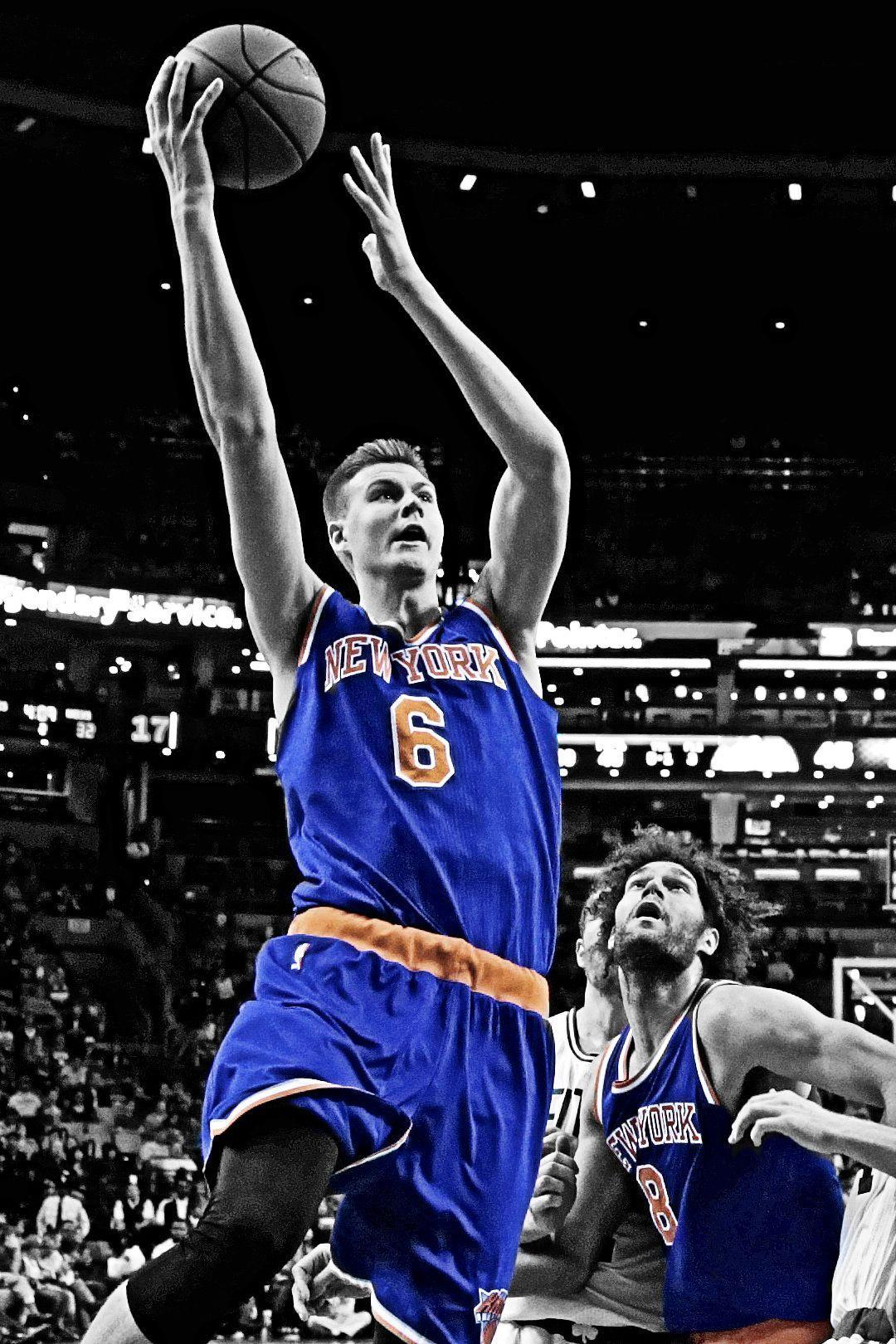 Kristaps Porzingis Wallpapers Wallpaper Cave