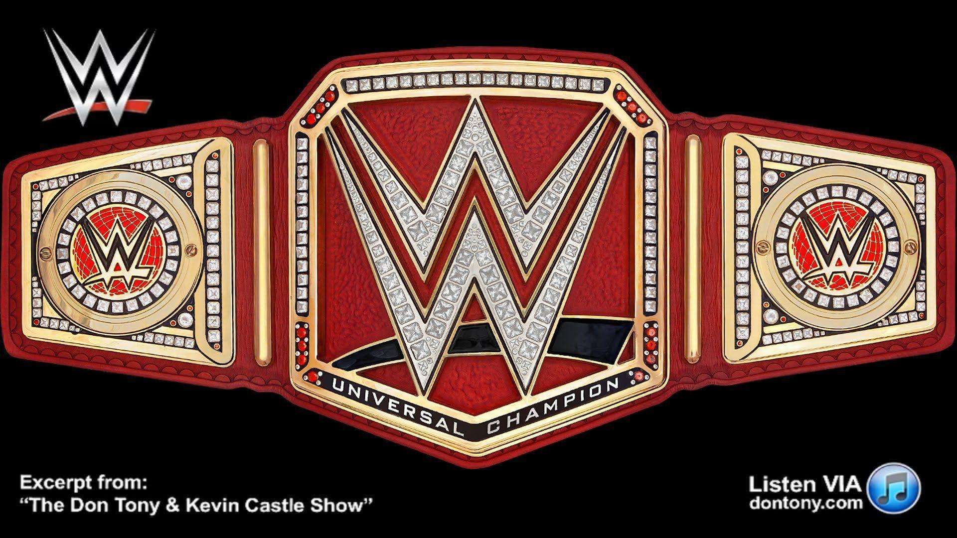 The WWE Universal Championship Discussion - YouTube