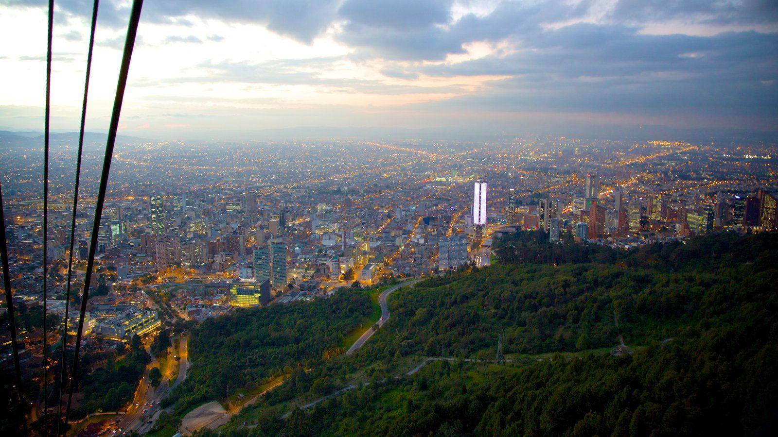 Landscape Pictures: View Images of Bogota