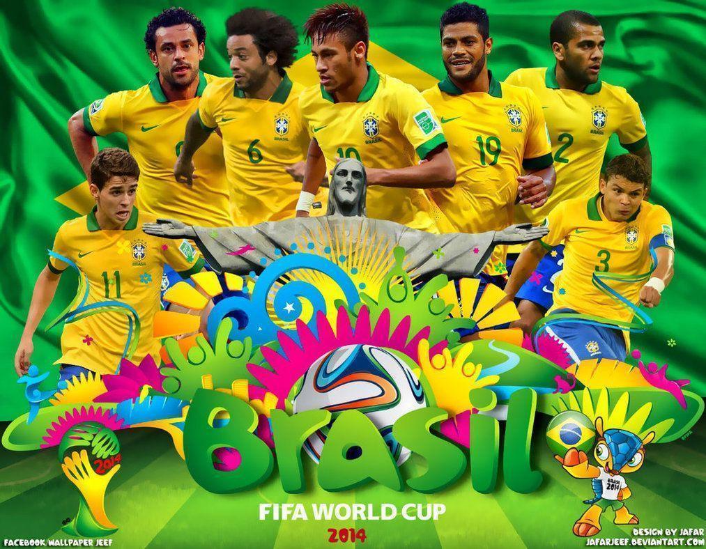 Wonderful Brazil Soccer Wallpaper
