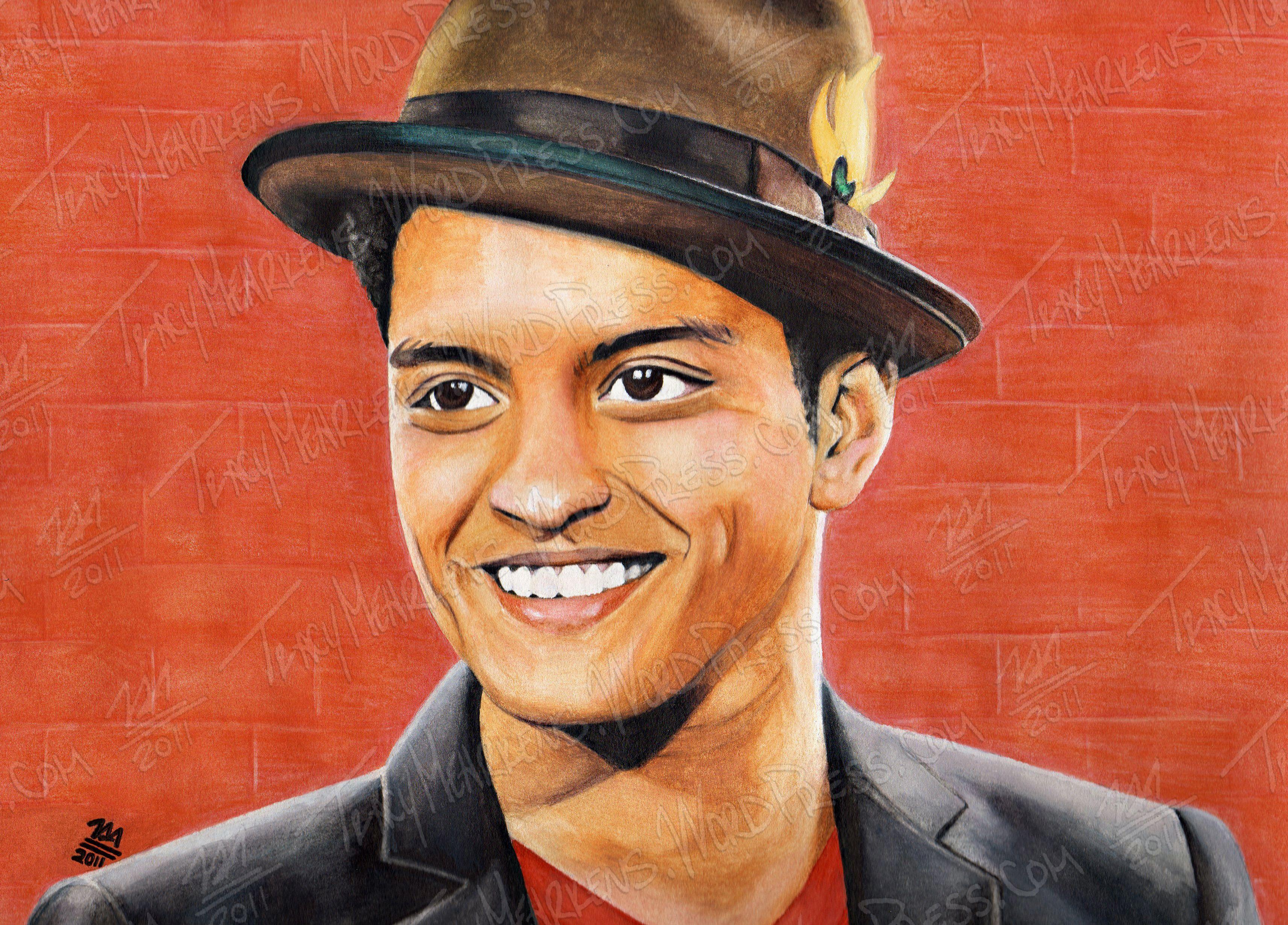 Bruno Mars 2017 Wallpapers