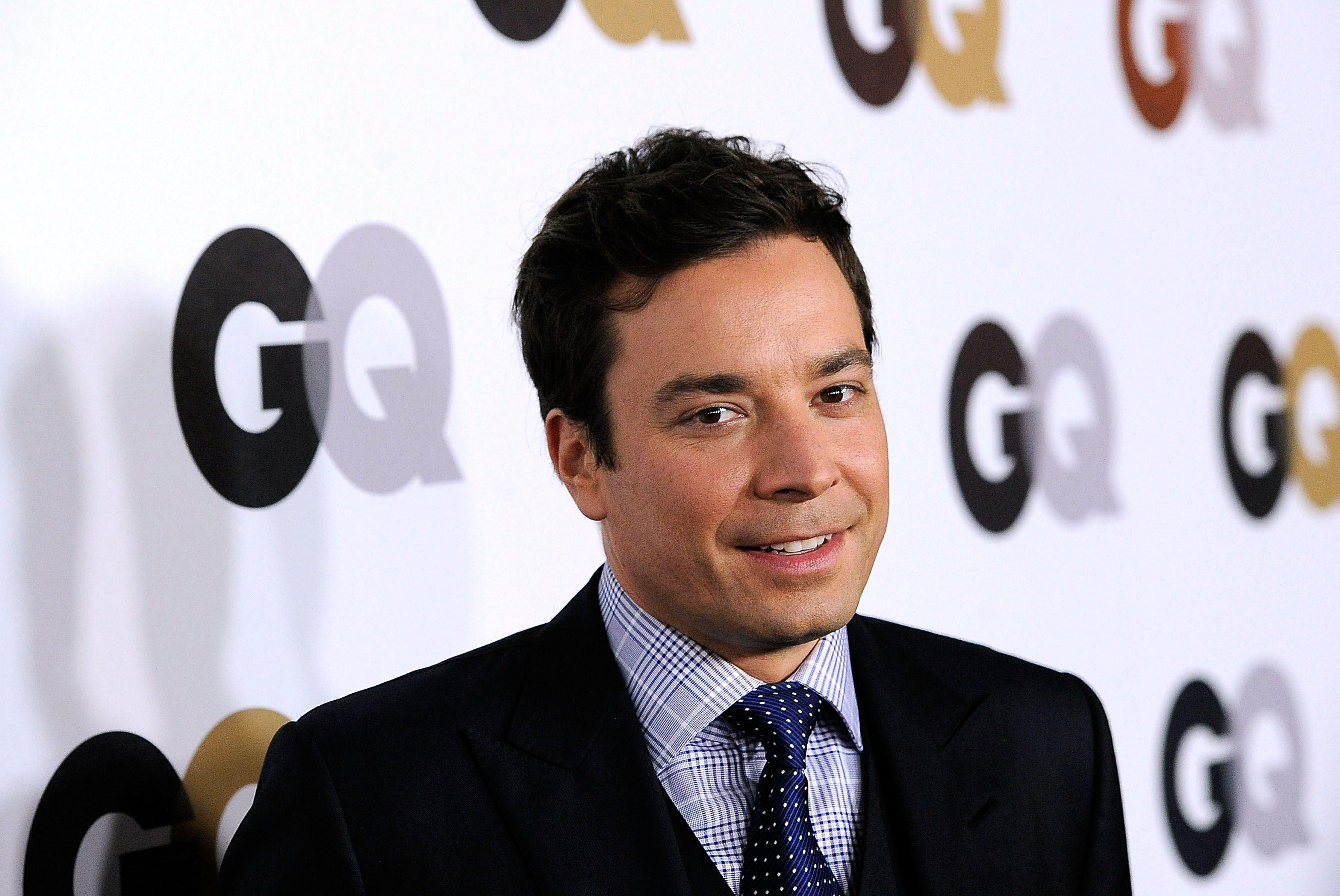 Jimmy Fallon Writes His First Children's Book Inspired By His