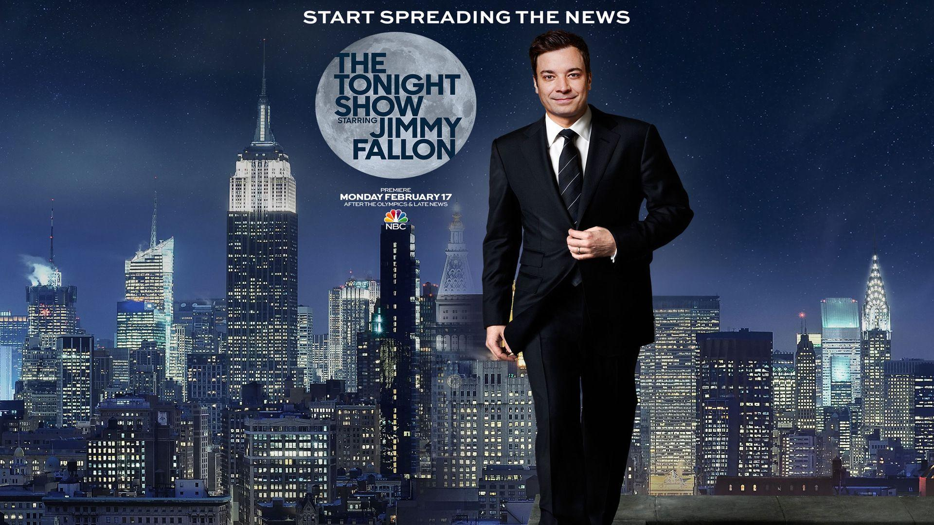 5 Reasons We All Love Jimmy Fallon