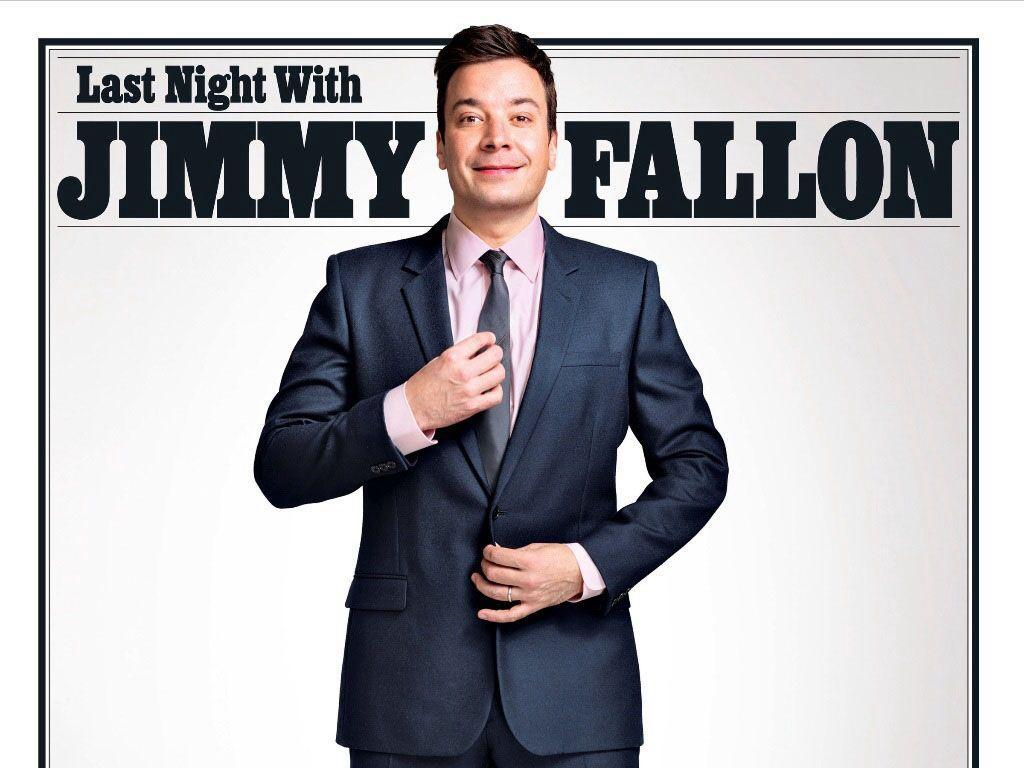 Last Night With Jimmy Fallon