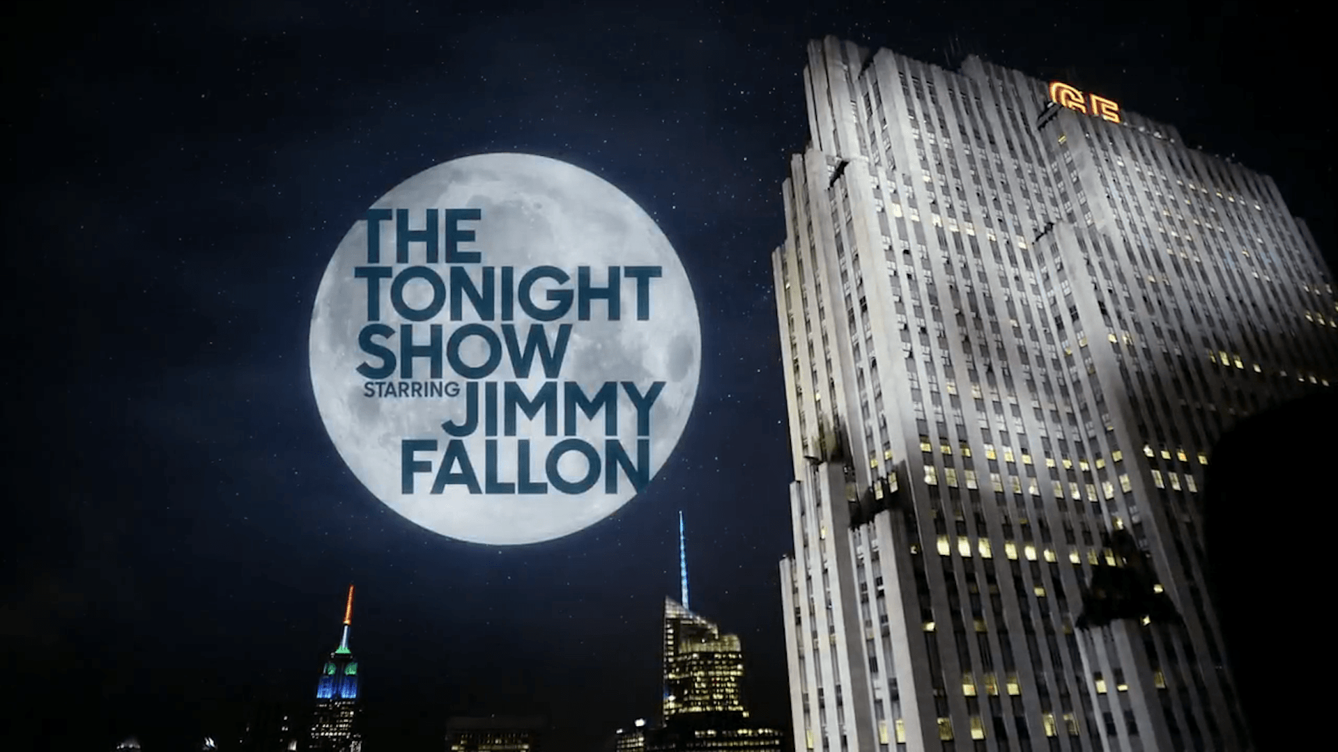 Tonight Show With Jimmy Fallon Logo Png