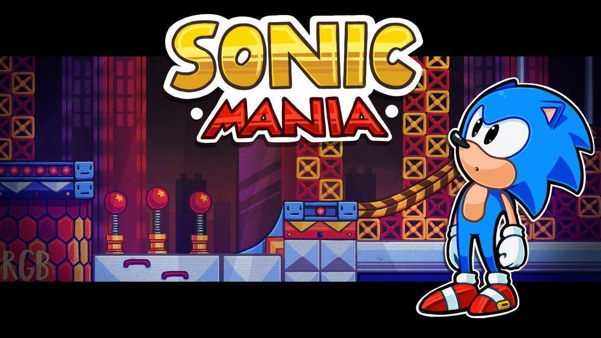 Sonic Mania Wallpapers - Wallpaper Cave