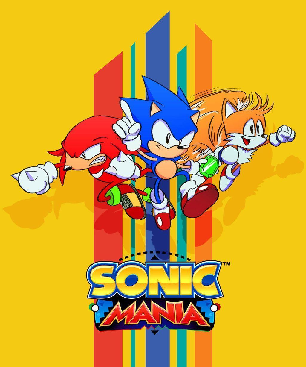 Sonic Mania Wallpapers Wallpaper Cave