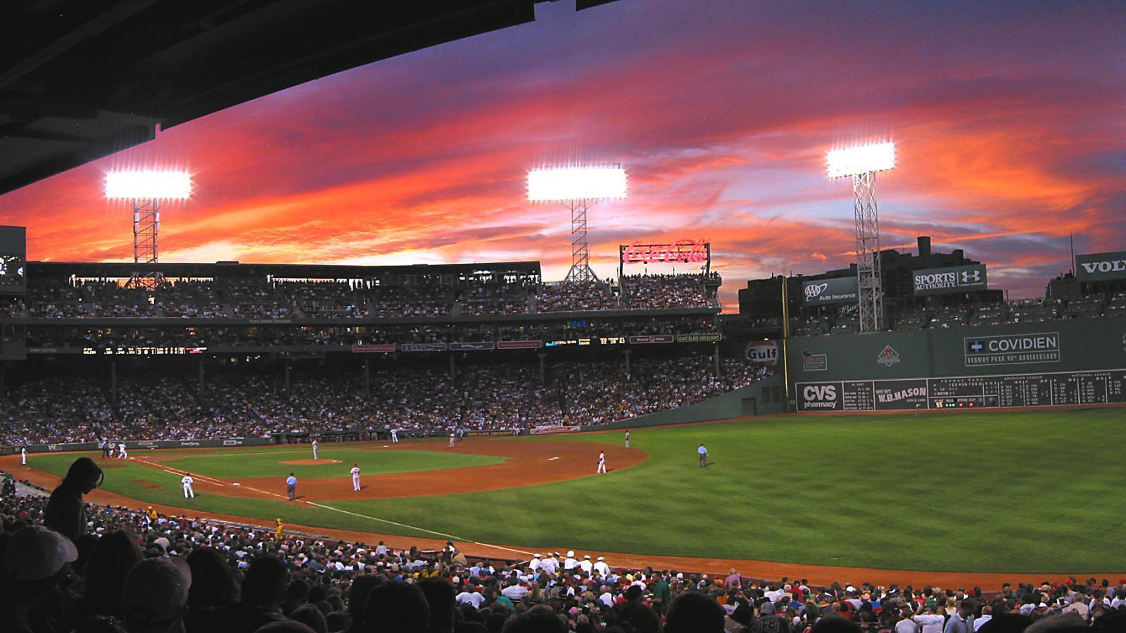 Red Sox Fenway Park Wallpaper by HD Wallpapers Daily