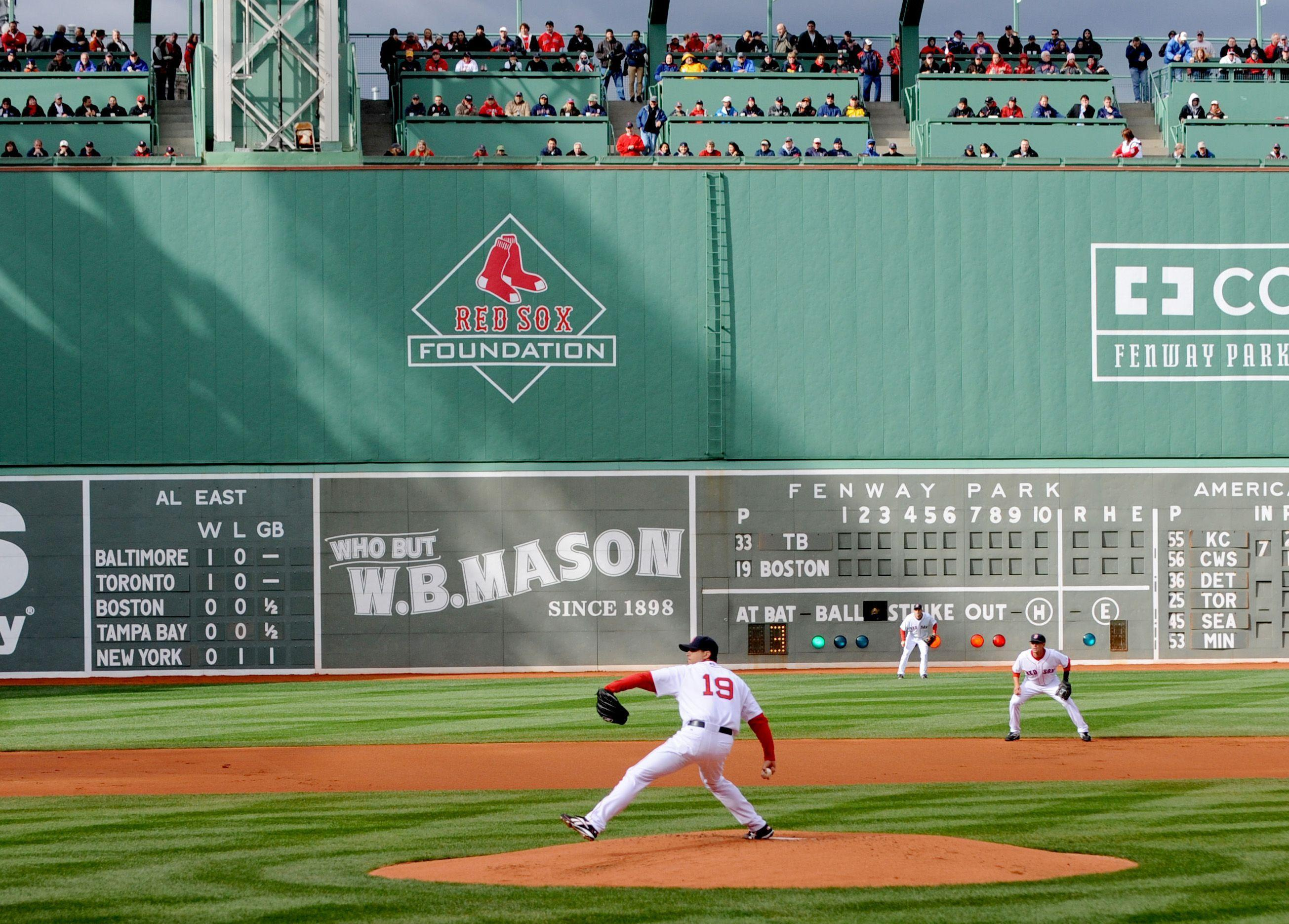 HD Boston Red Sox Backgrounds - wallpaper.wiki