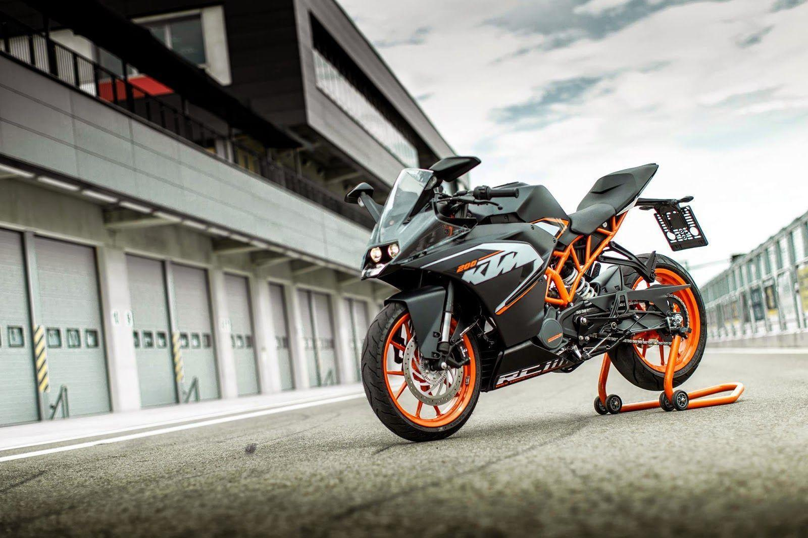ktm rc 200 hd wallpapers image