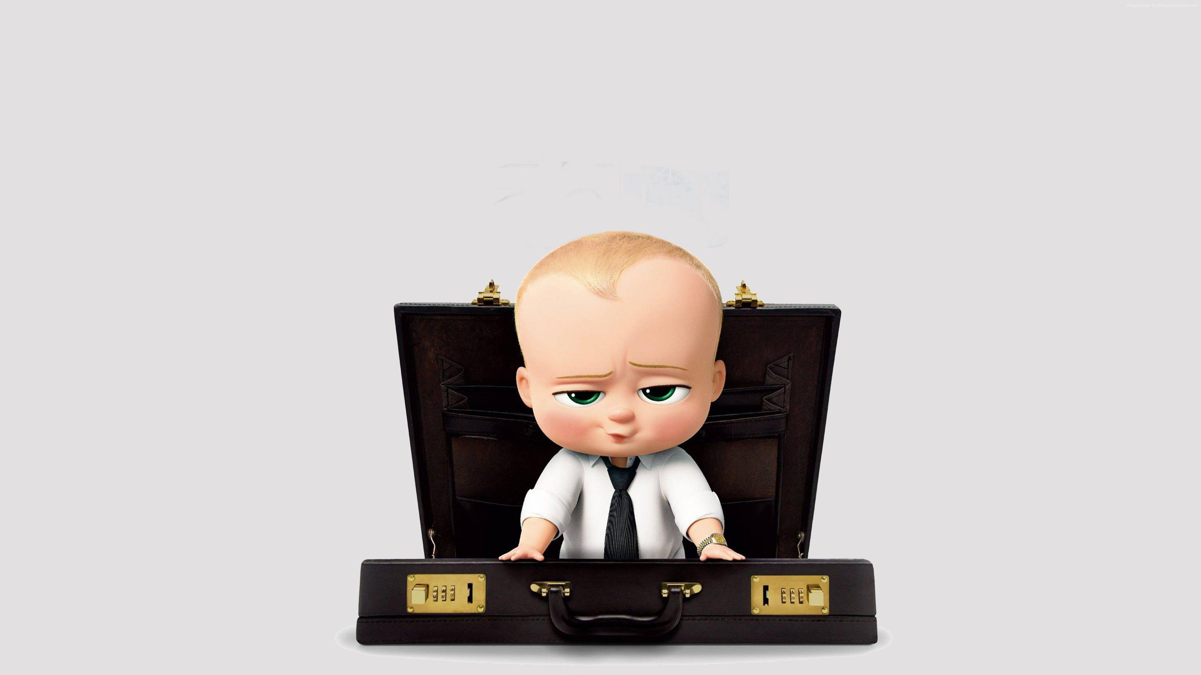 The Boss Baby Wallpapers Wallpaper Cave