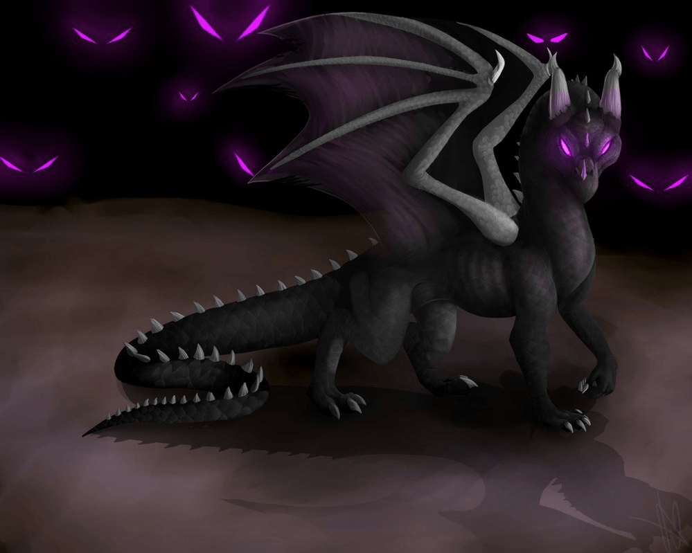 Ender Dragon Wallpapers Wallpaper Cave