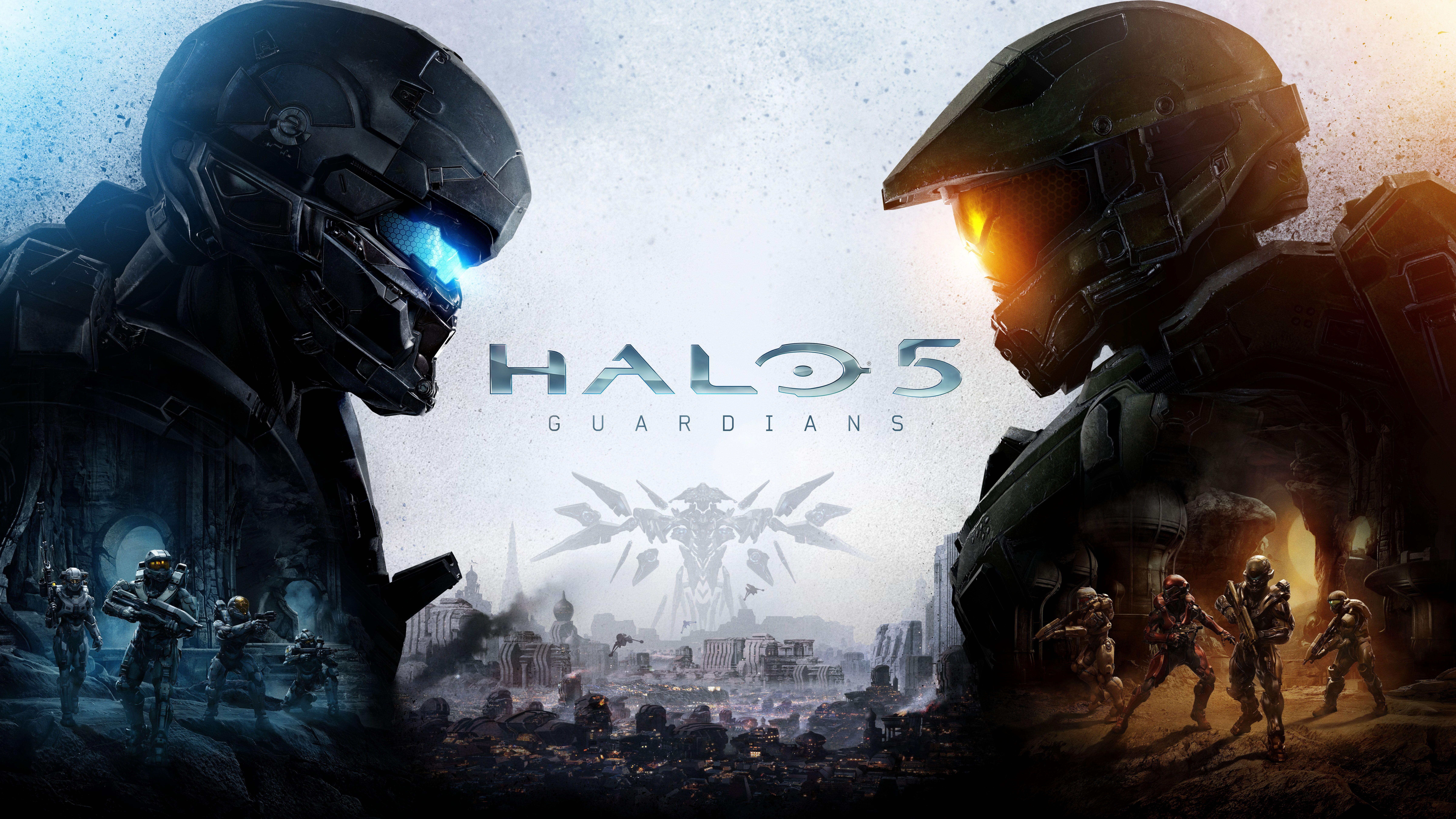 Halo 5 Guardians Wallpapers Wallpaper Cave