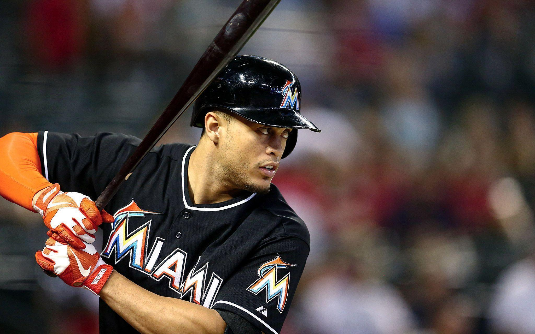 8. Giancarlo Stanton, OF, Marlins - Next Face of Baseball - ESPN