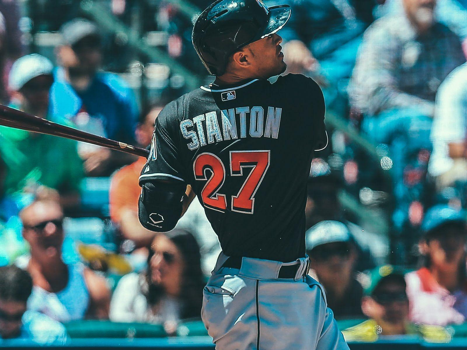 Giancarlo Stanton 2016 highlights - YouTube