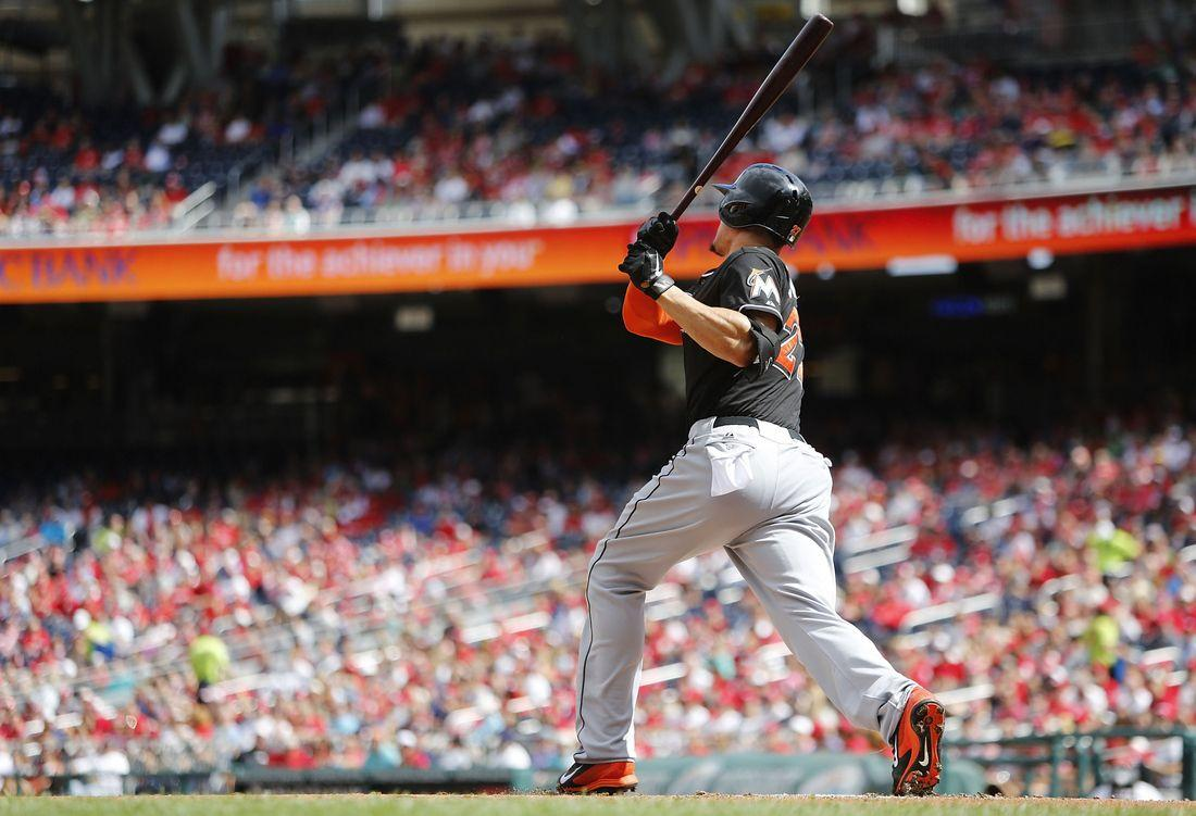Finding a scenario in which Giancarlo Stanton re-signs with the ...