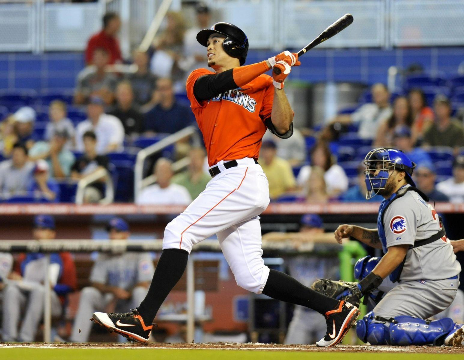 Giancarlo Stanton activated from DL by Marlins