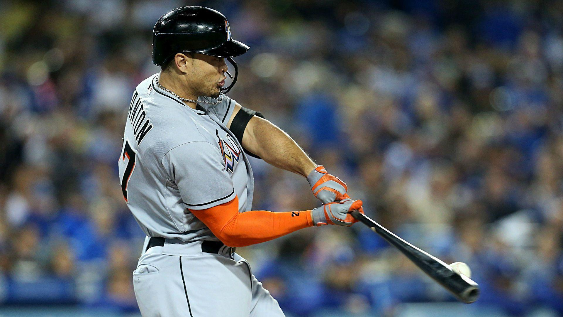Giancarlo Stanton injury means Marlins miss out on history, proper ...
