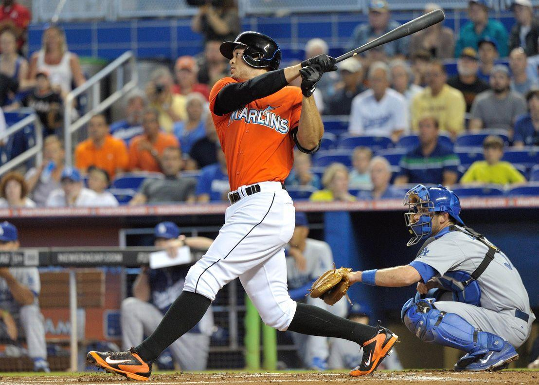 Giancarlo Stanton's 2014 home runs — SunSentinel.com