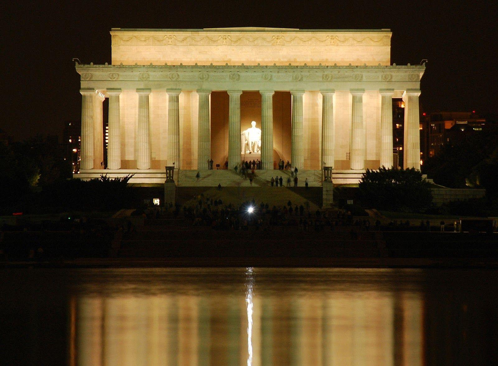 Black Wallpaper: Desktop Wallpaper on National Mall and Memorial ...