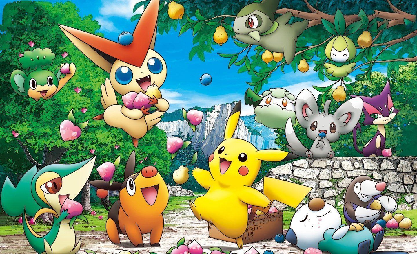 Pokemon Backgrounds   Wallpaper Cave