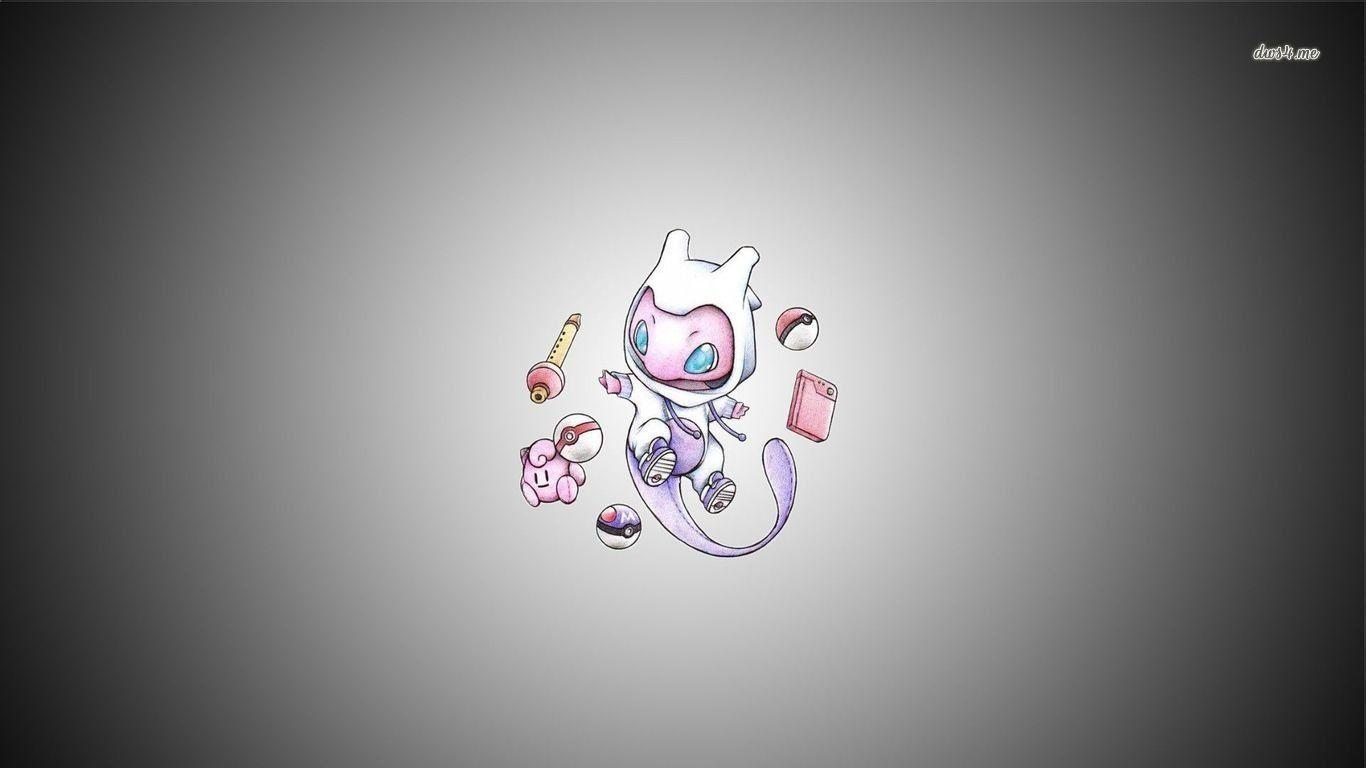 28 Mew (Pokémon) HD Wallpapers | Background Images - Wallpaper Abyss