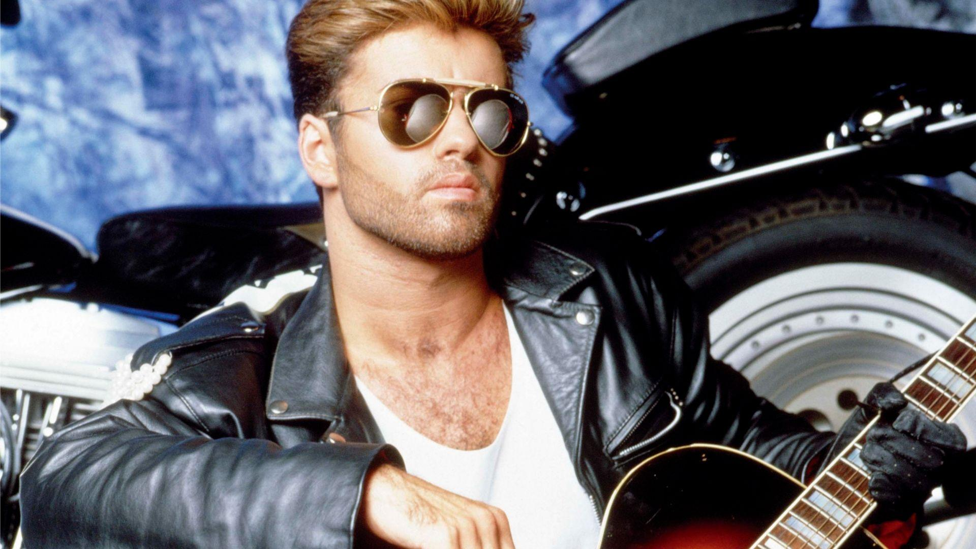 2 George Michael HD Wallpapers