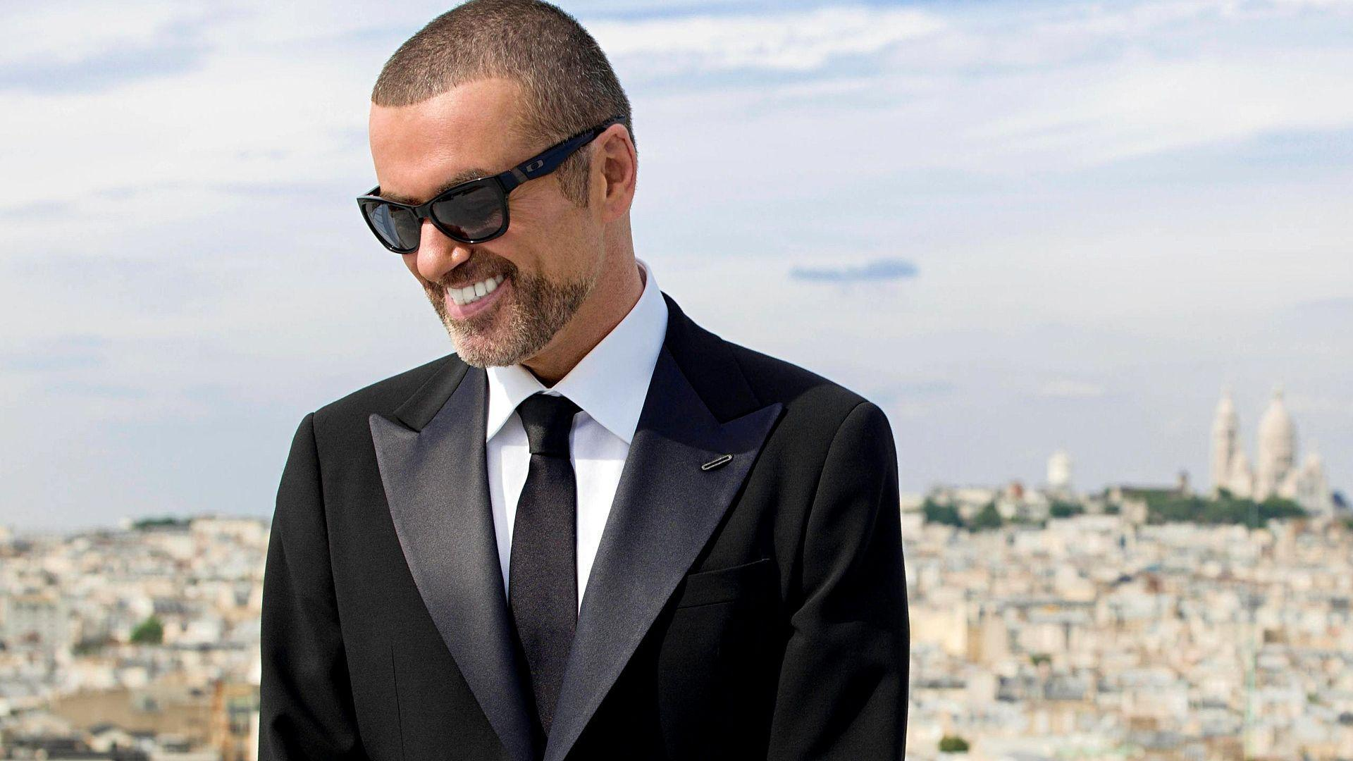 9 HD George Michael Wallpapers