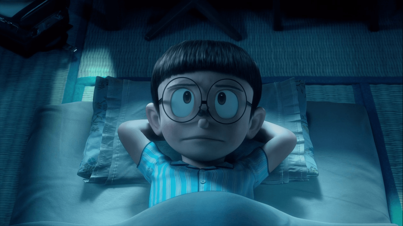 Nobita Stand By Me Wallpapers Wallpaper Cave