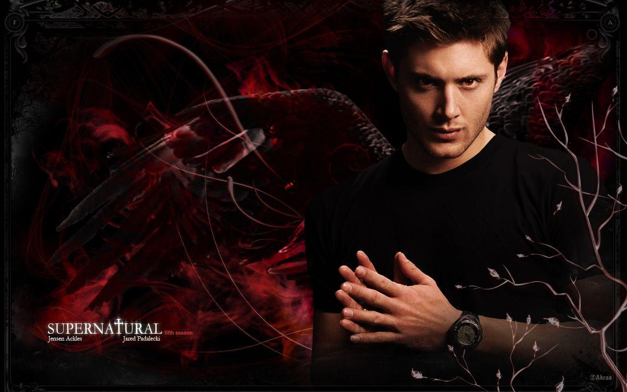 Supernatural Dean Wallpapers Wallpaper Cave