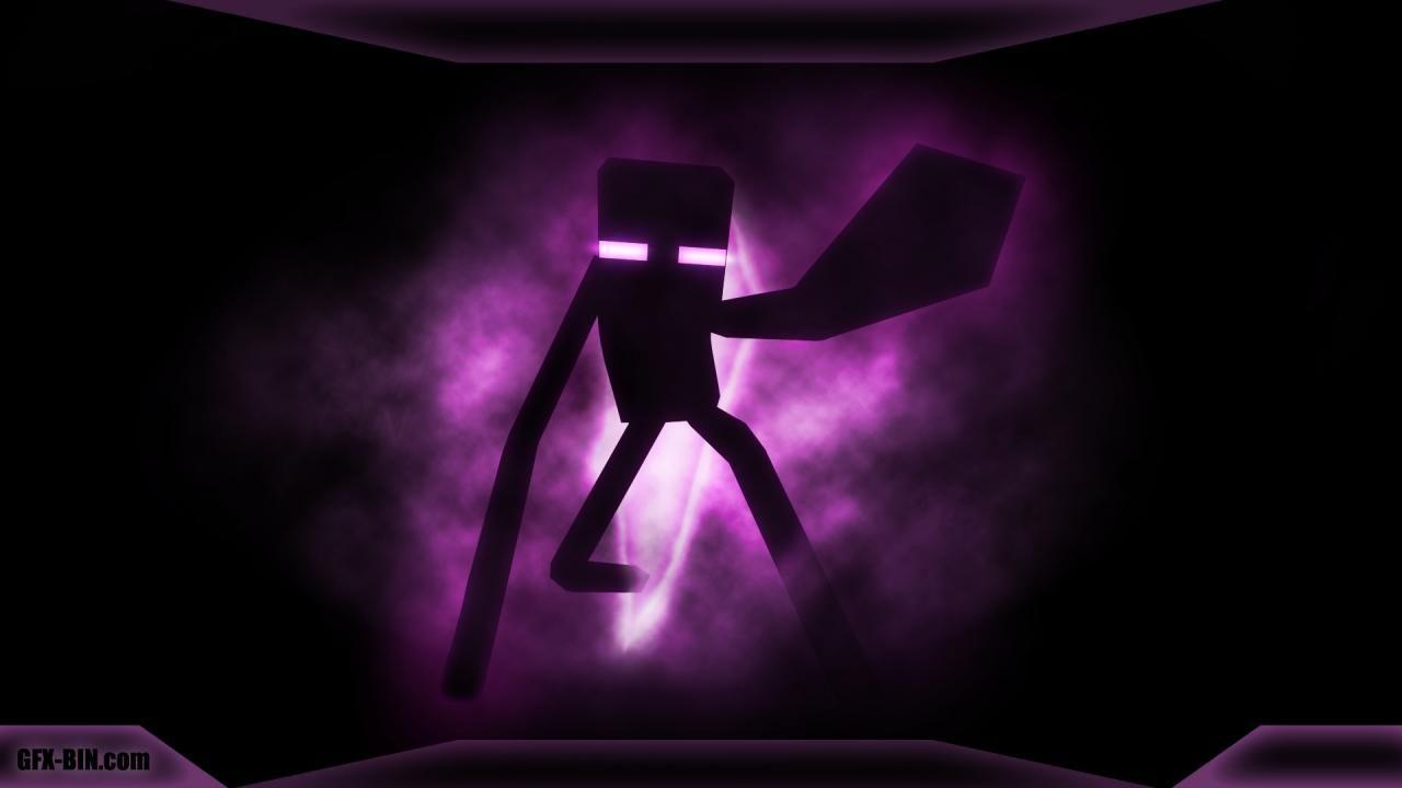 Enderman Wallpaper Minecraft Blog