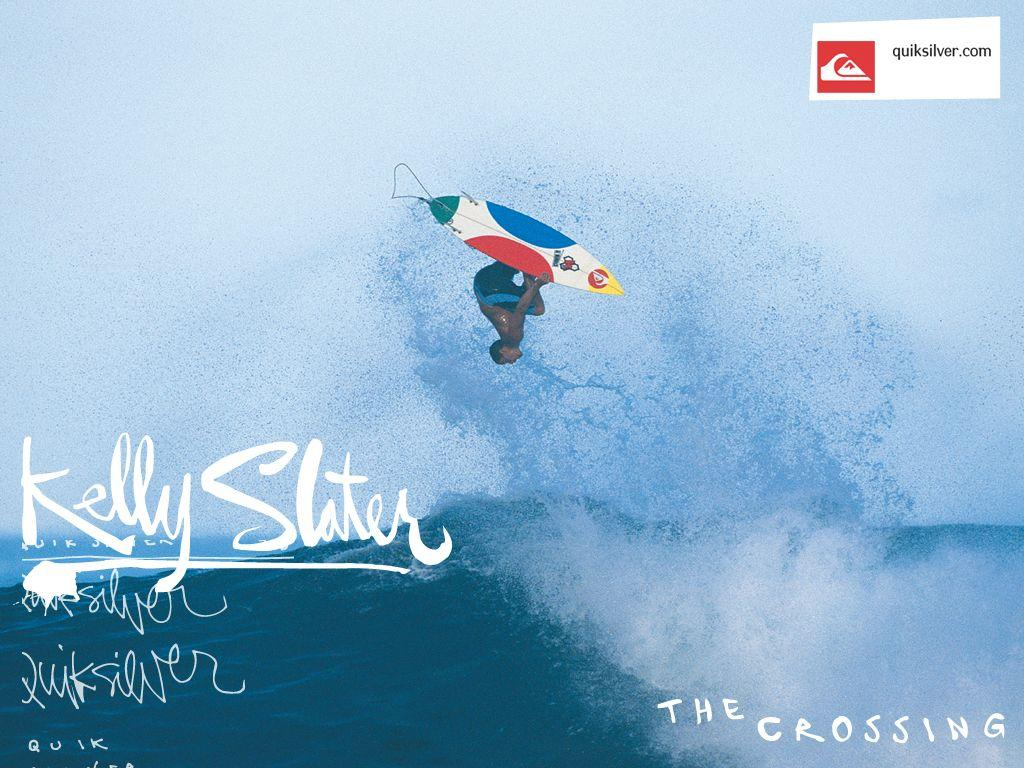 Kelly Slater Quicksilver wallpapers