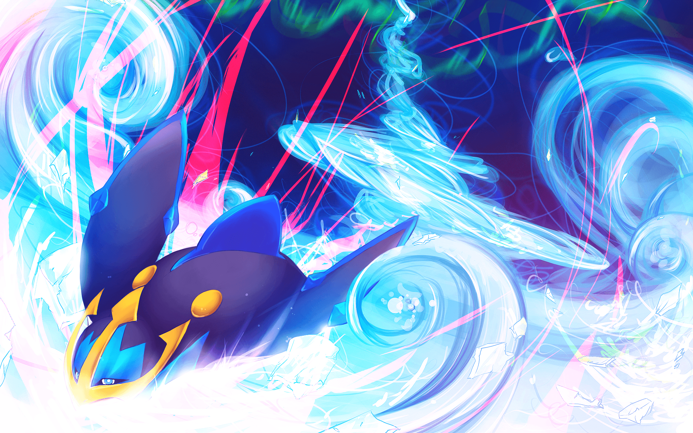 Empoleon Full HD Wallpaper and Background Image | 2400x1500 | ID:615002