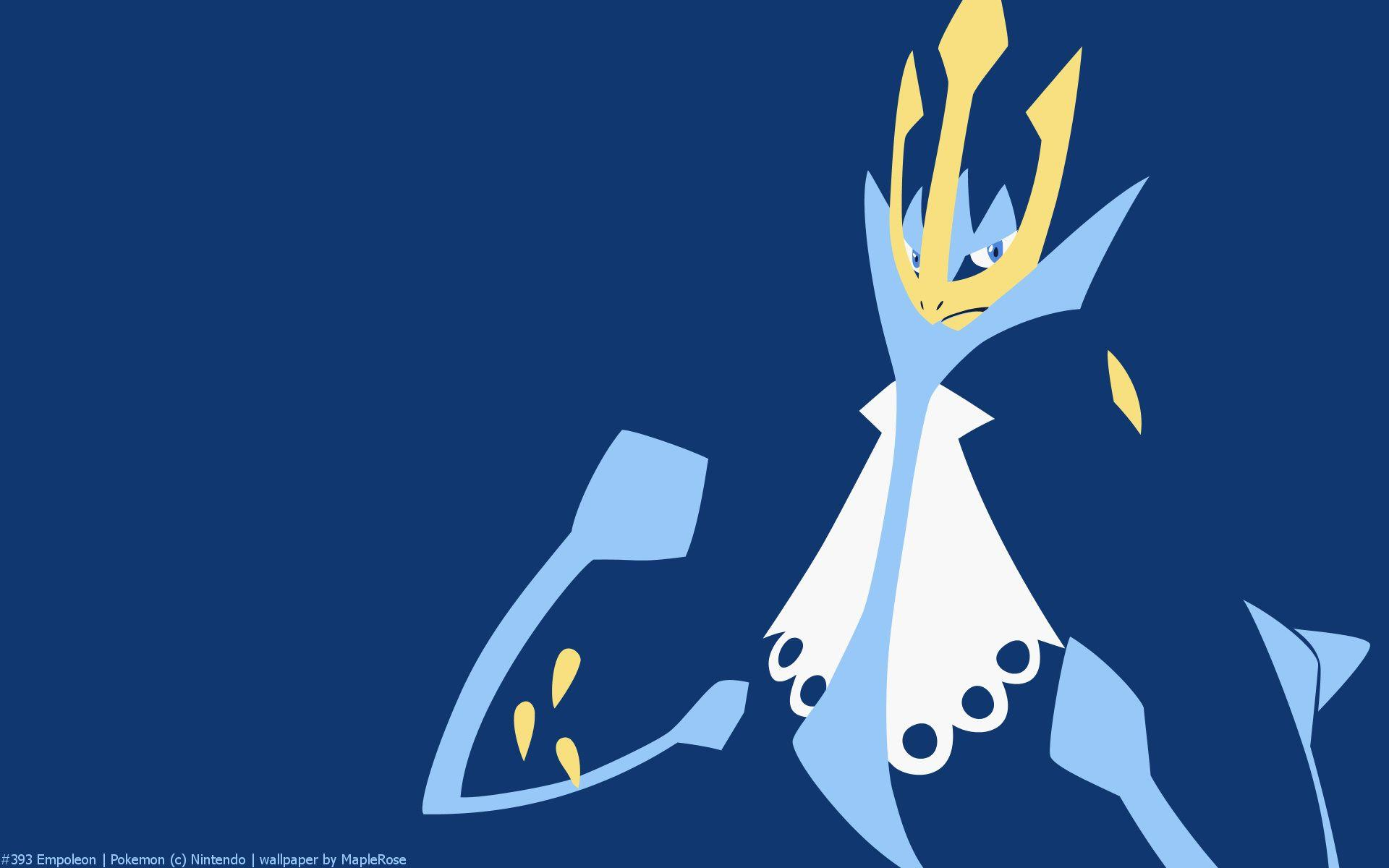 Empoleon Pokemon HD Wallpapers - Free HD wallpapers, Iphone ...