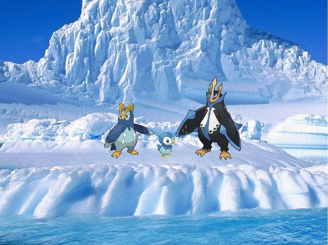 Piplup images Piplup,Prinplup and Empoleon in Antarctica HD ...