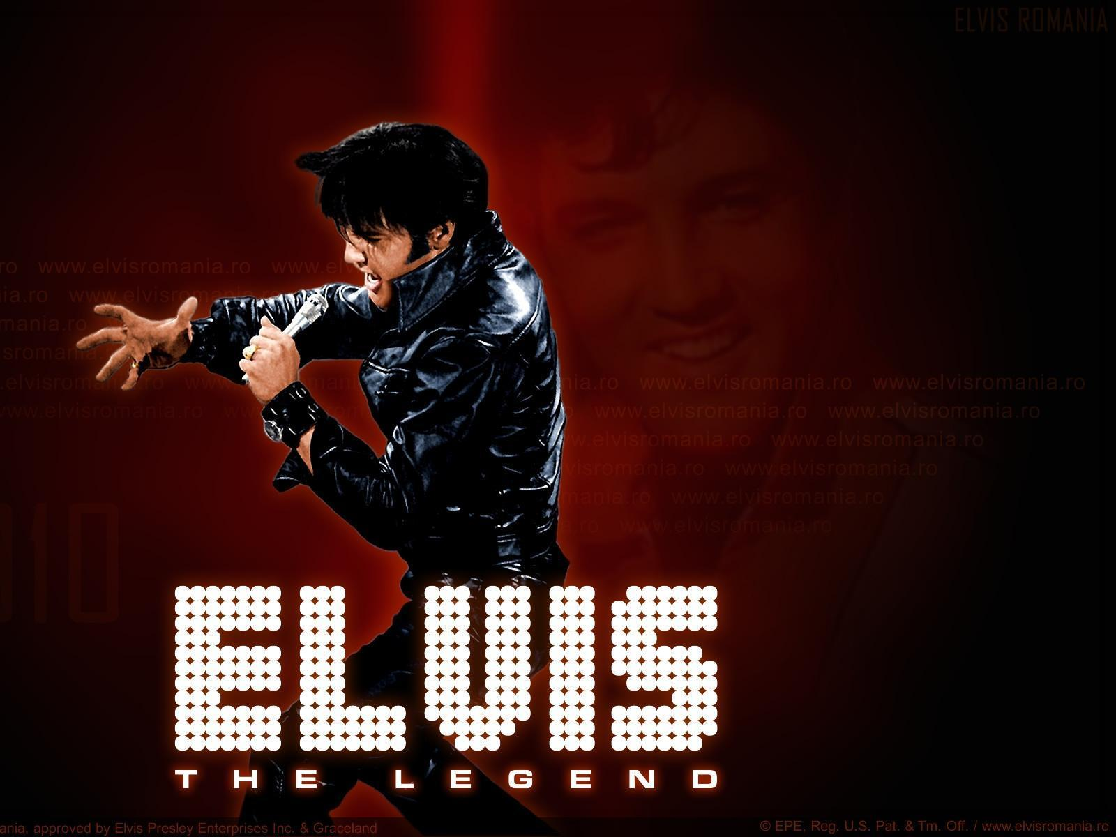 Elvis Presley Wallpapers Wallpaper Cave