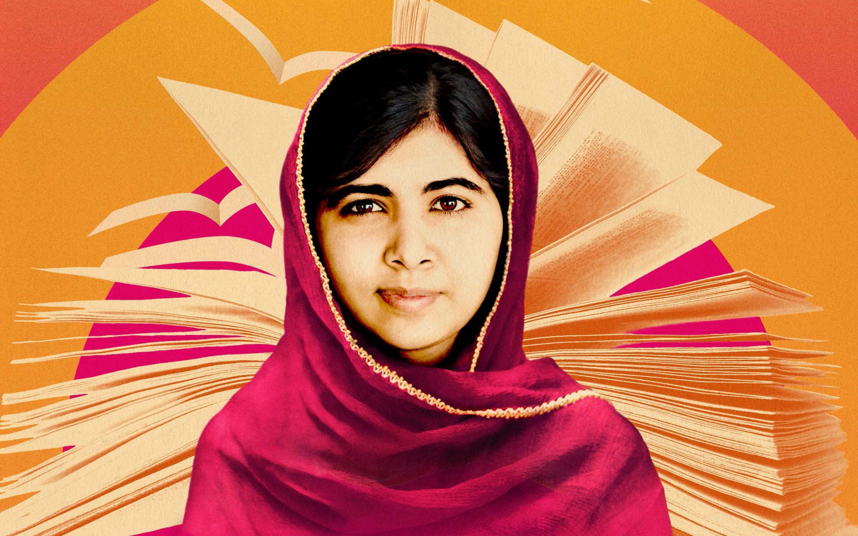 Malala Yousafzai Wallpapers Wallpaper Cave
