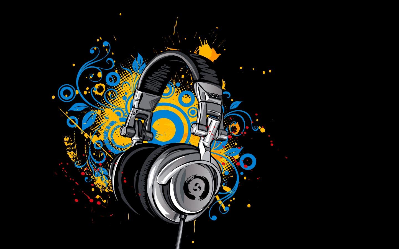 Headphones Music Microphones 4500x4100 Wallpaper: Headphones Wallpapers